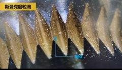 花键挤压模具内孔抛光:花键齿形沟槽抛光效果