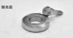 磨粒流设备对斜齿轮抛光效果怎么样?