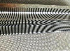 纺织件尖齿倒角去毛刺